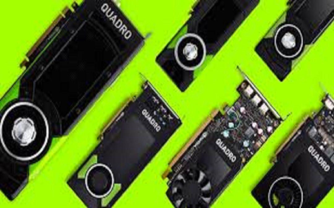 Latest Choice of designers – Nvidia Quadro P2000 5GB / P4000 8GB / GP100 16GB Graphics Card