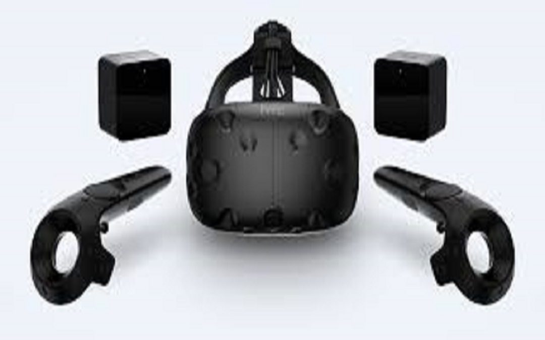 HTC VIVE Virtual Reality System with Workstation Hardware