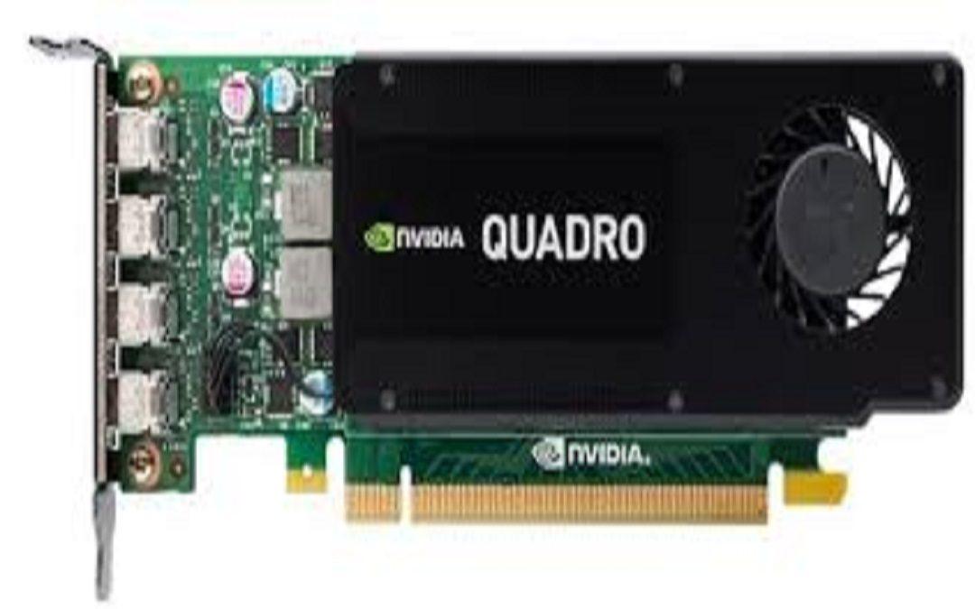 NVIDIA Quadro K1200 4GB Graphics
