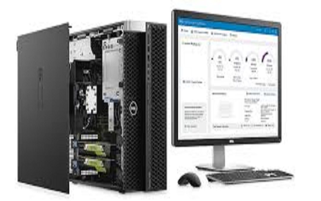 Dell 5820 Tower workstation  Dual 8 to 28 Core CPU System