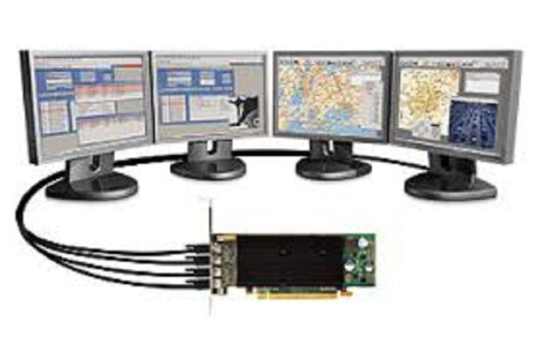 Desktop Workstation Graphics Solutions