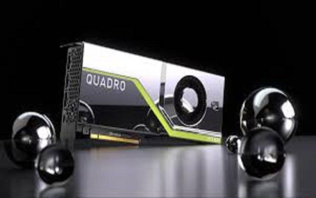 NVIDIA Quadro RTX cards