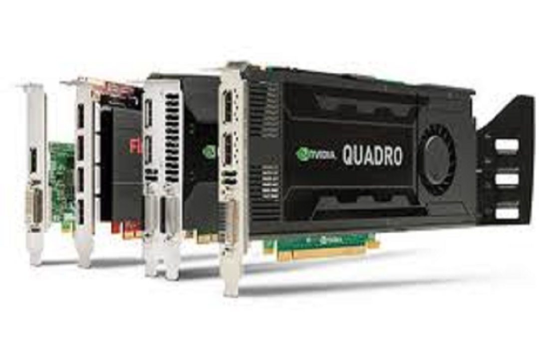 Professional Workstation Solutions & Quadro Line Cards for Businesses