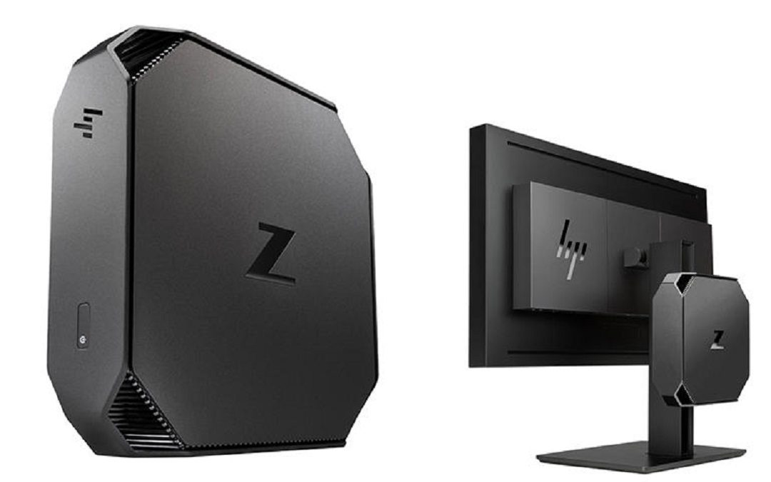 HP Z2 Mini G4 Workstation for performance, graphics, software and security.