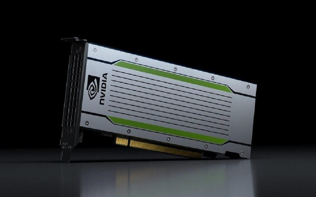 The servers optimized to run NVIDIA's data science acceleration software