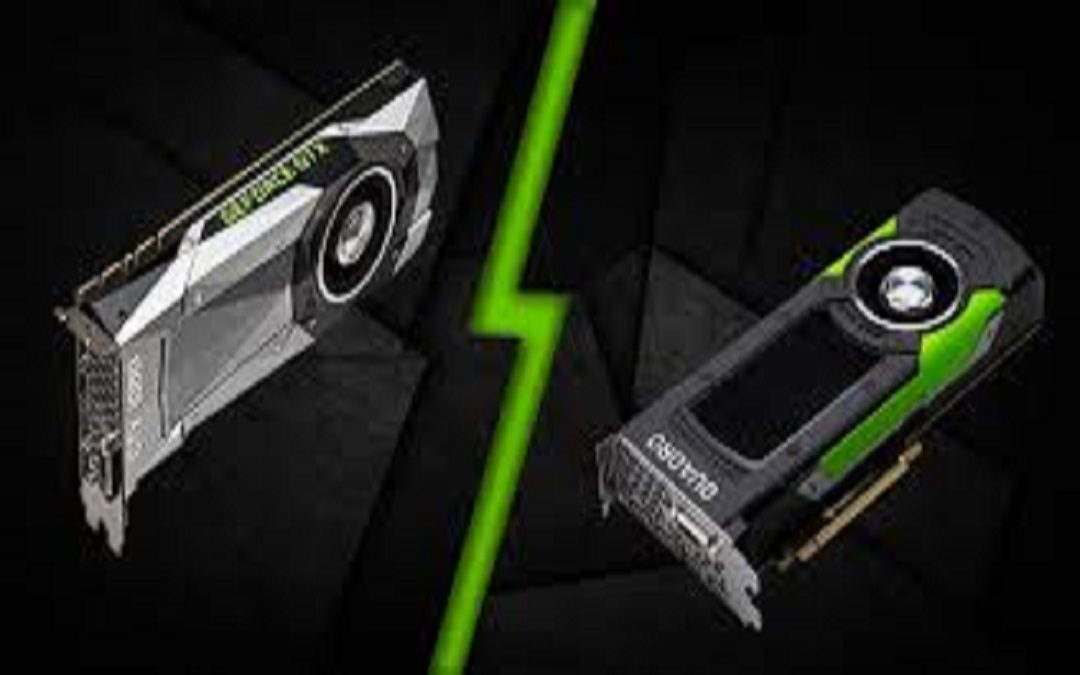 Which Card to Choose GeForce RTX Vs Quadro