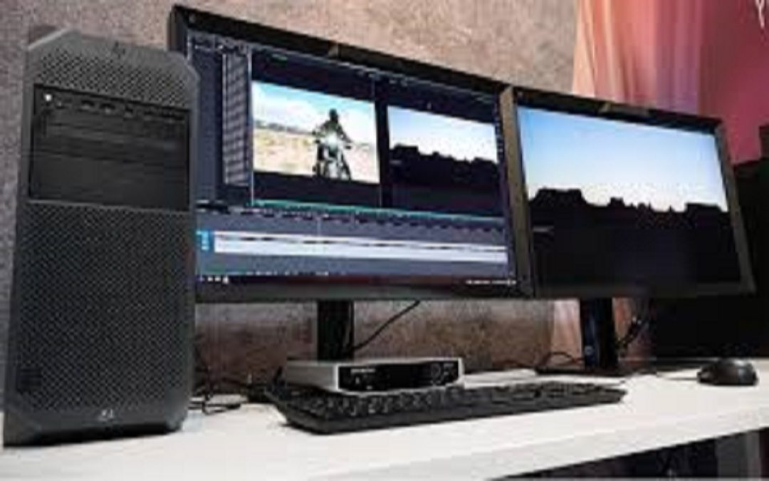 HP unveils workstation for editing, color grading, and sfx