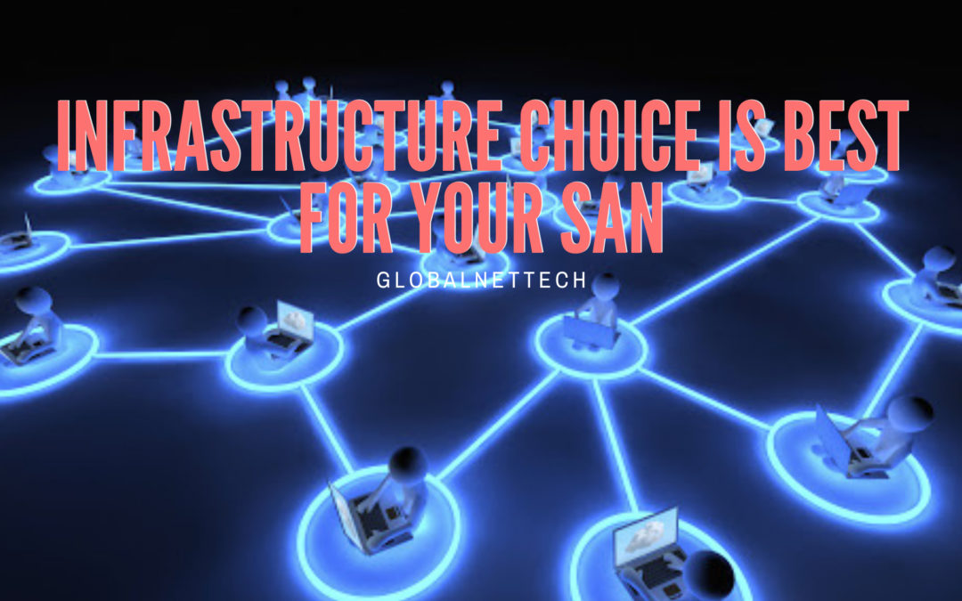 Infrastructure Choice is Best for Your SAN