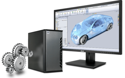 CAD Workstations – Buying the Right Computer Hardware Maximizes Productivity