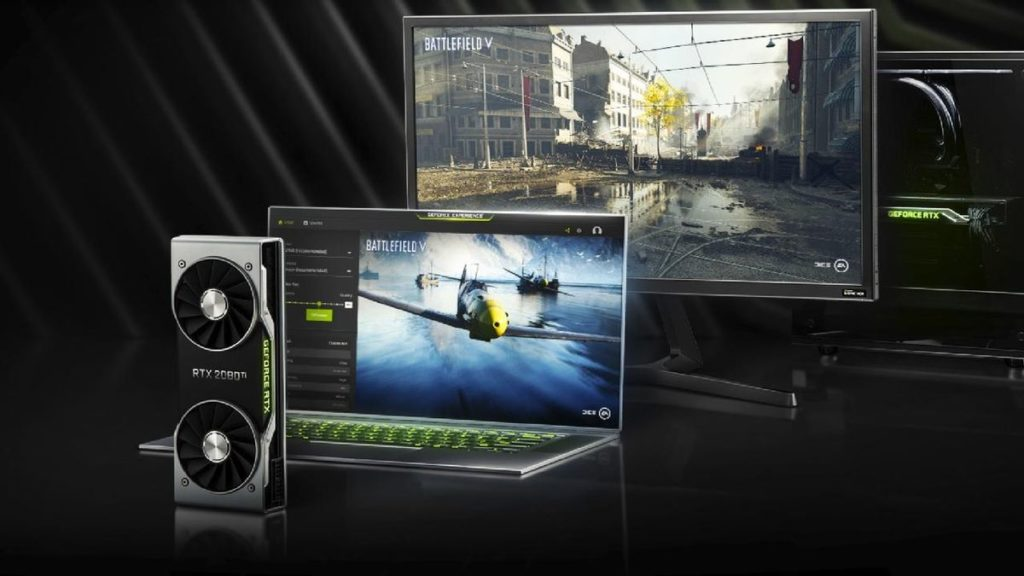 Nvidia's RTX Studio mobile workstations